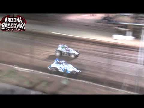 Az Speedway  Hall of Fame Classic  USAC CRA Heats  10.4.21 - dirt track racing video image