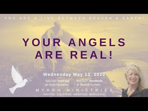 YOUR ANGELS ARE REAL!