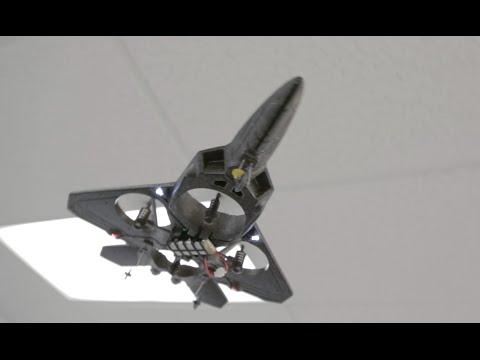 X31 2.4Ghz F22 Quadcopter Fighter Jet - UCH6MbLEKxUPKK3y2uBreqDA