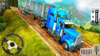 OffRoad Truck Driving - Heavy Cargo USA Trucker Muddy Drive - Android GamePlay