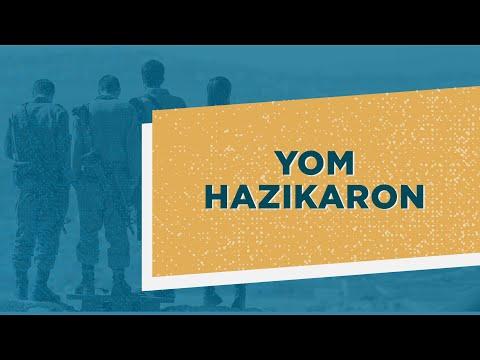 Yom HaZikaron // Israel's Memorial Day Siren