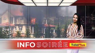 [Info Soirée] Incendie dans un restaurant à St-Pierre : «Nu finn tann enn gro explosion»