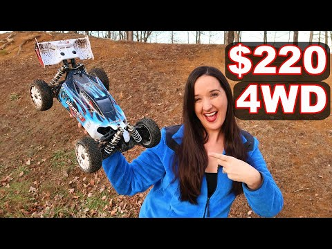BRUSHLESS & FAST 4WD 1/8th Scale RC Buggy - ZD Racing 9072 Pirates 2 - TheRcSaylors - UCYWhRC3xtD_acDIZdr53huA