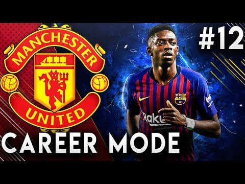 FIFA 19 Manchester United Career Mode EP12 - Crazy Hat-Trick!! Huge Game VS Liverpool!!