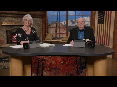 Charis Daily Live Bible Study: Carrie Pickett - November 19, 2020