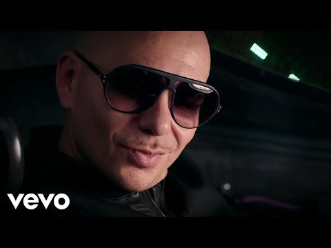Pitbull - Greenlight (Official Video) ft. Flo Rida, LunchMoney Lewis - UCVWA4btXTFru9qM06FceSag