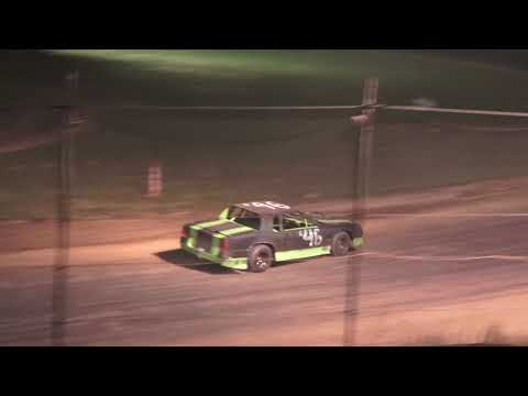 Street Stock A-Feature at Mid Michigan Raceway Park, Michigan on 06-18-2021!! - dirt track racing video image