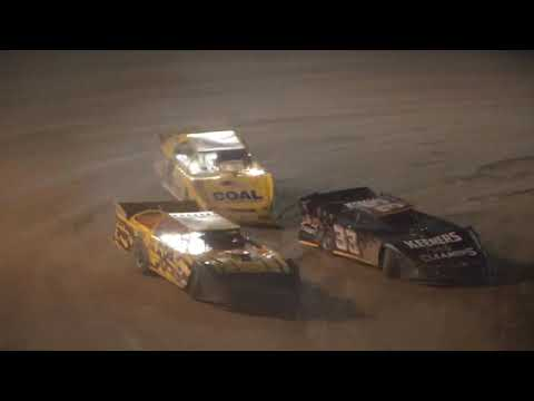 Crate Late Model A-Main from Willard Speedway, October 9th, 2021. - dirt track racing video image