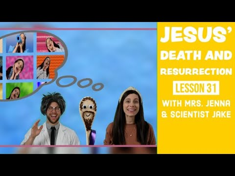 Jesus Death And Resurrection  Sojourn Kingdom Kid's  Sunday Morning Lesson  Sojourn Church