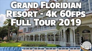 Disney's Grand Floridian Resort - Full Tour 2019 - 4K 60fps   Walt Disney World