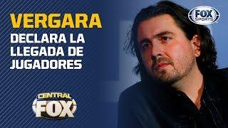 Amaury Vergara asegura que habrán sopresas en los fichajes de Chivas