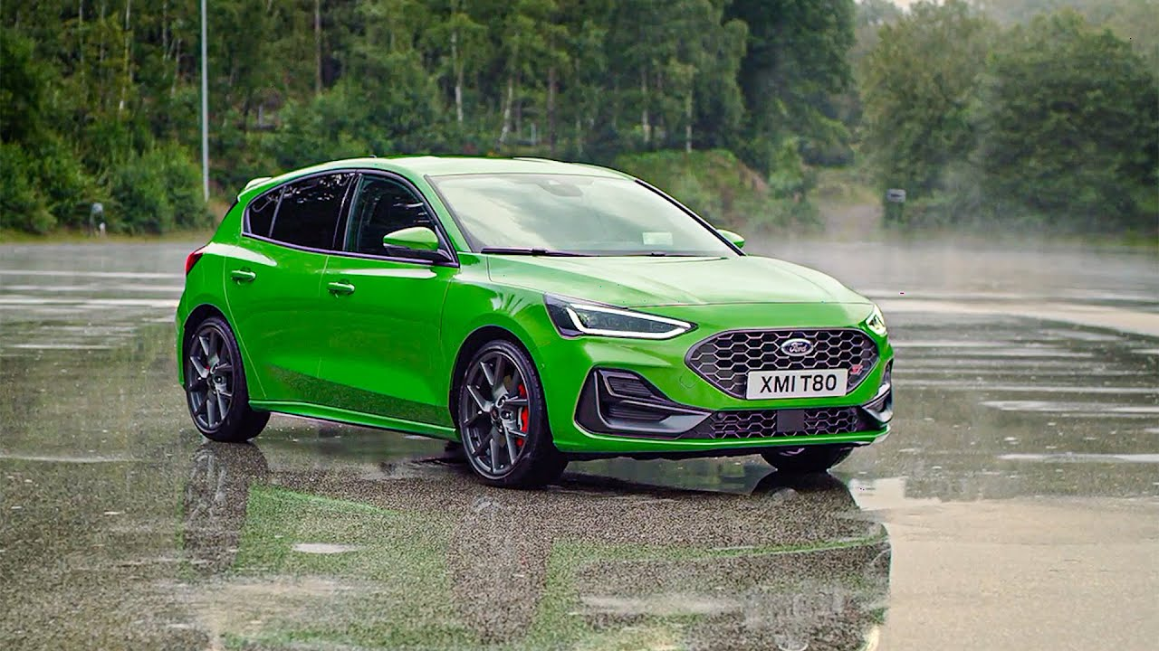 New Ford Focus 2022 reveal