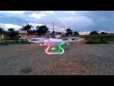 X183 - Drone X183 bateria carregada Full 8.3v (teste) - UCQgtcZNOyeRA8Ieu-O841Zw
