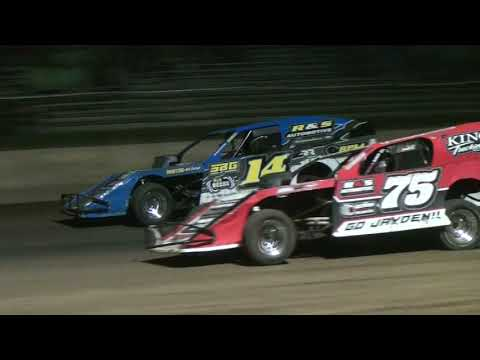 Central Missouri Speedway (August 28th, 2021) Features - dirt track racing video image