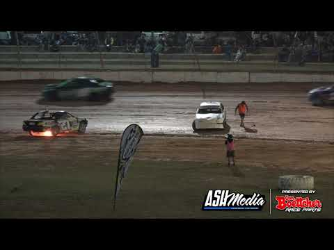 Street Stocks: 2020/21 WA Title - A-Main - Albany Speedway - 24.01.2021 - dirt track racing video image