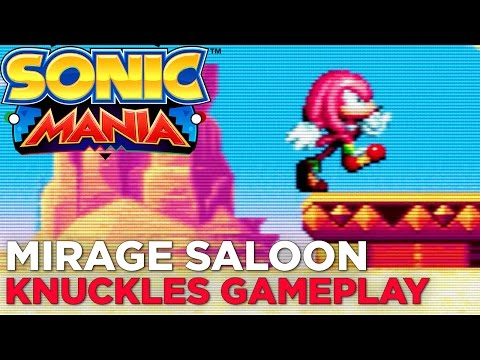 Sonic Mania Gameplay - Studiopolis Act 1 | FpvRacer lt