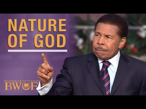 Nature of GOD - Entering Into Canaan