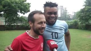ইতিহাস সৃষ্টি করেও তুষ্ট না ঢাকা আবাহনী | Football | Abahani Limited Dhaka