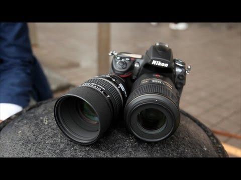 Battle of the Bokeh: Nikon 105mm DC vs Micro Nikkor VR - default