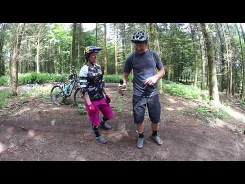 MTB Fundamentals - Cornering with Jill Kintner and Bryn Atkinson - UC7MTKxLWcWV0AV3ghdnYzQw