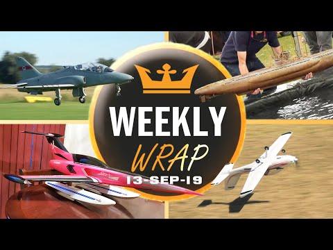 HobbyKing Weekly Wrap - Episode 33 - UCkNMDHVq-_6aJEh2uRBbRmw