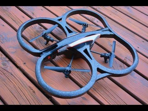 RC ADVENTURES - Flying RC DRONE - Parrot AR 2.0 - An iPAD Controlled Wi-Fi Camera Quad Copter - UCxcjVHL-2o3D6Q9esu05a1Q