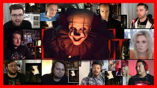 IT CHAPTER TWO - Final Trailer Reaction Mashup