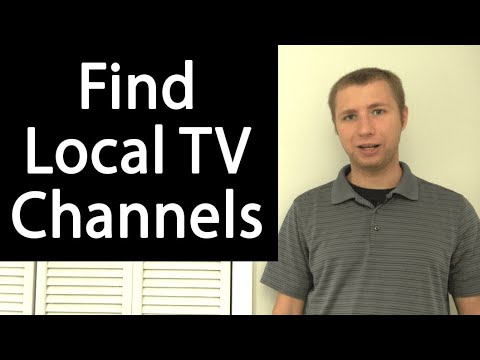 Which TV Channels Broadcast in Your Area? Find out Here!