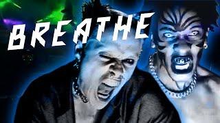 Breathe (Official Video vs. Brixton Academy live 1997)