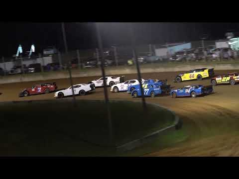 08/28/21 Gladiator Feature Race - Oglethorpe Speedway Park - dirt track racing video image