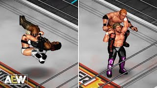 ALL GOOD THINGS MUST COME TO AN END...   Fire Pro Wrestling World - Fire Promoter - AEW