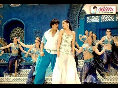 Marjaani Full Video Song Billu | Shahrukh Khan | Kareena Kapoor - UCq-Fj5jknLsUf-MWSy4_brA