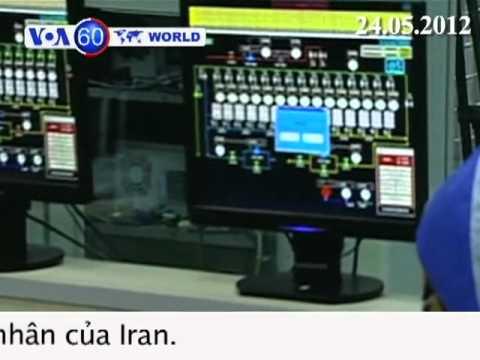 VOA60 Thế Giới 24/05/2012