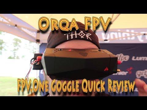 Orqa FPV.One Goggles First Look!!! (11.15.2019) - UC18kdQSMwpr81ZYR-QRNiDg