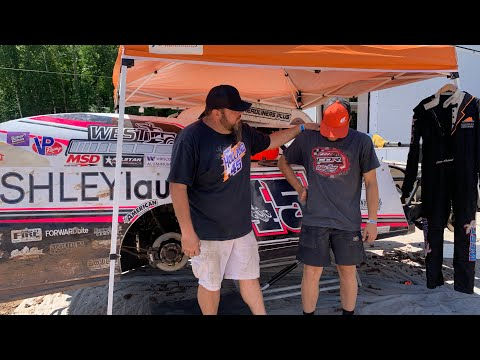 Will we survive our 1st USMTS show? Lots of challenges to overcome and even more memories to be made - dirt track racing video image