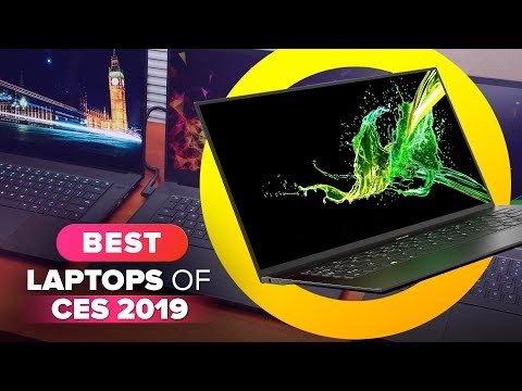 All the best laptops from CES 2019 - UCOmcA3f_RrH6b9NmcNa4tdg