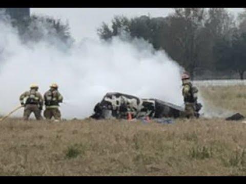 Breaking Unexplained Plane Crash Louisiana 5 Dead 1 Survives