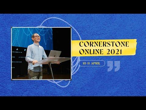 10 - 11 April 2021  Made Free (Part 1)  Ps. Lip  Cornerstone Community Church  CSCC Online