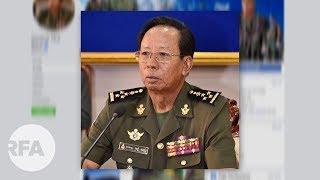 RFA Khmer លោក ទៀ បាញ់ បញ្ជាឲ្យកងទ័ពចាប់ខ្លួនលោក សម រង្ស៊ី ពេលមកដល់ព្រំដែនកម្ពុជា-ថៃ