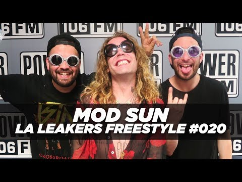 Mod Sun Freestyle With The LA Leakers | #Freestyle020 - UCt1SIswThte0gsIVVxwQMeA