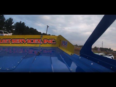 John Kaanta Heat Race Win - Red Cedar Speedway 07/22/2021 - dirt track racing video image