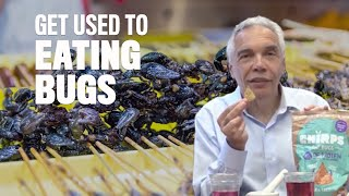 Dr. Joe Schwarcz: Why we might need to get used to eating bugs