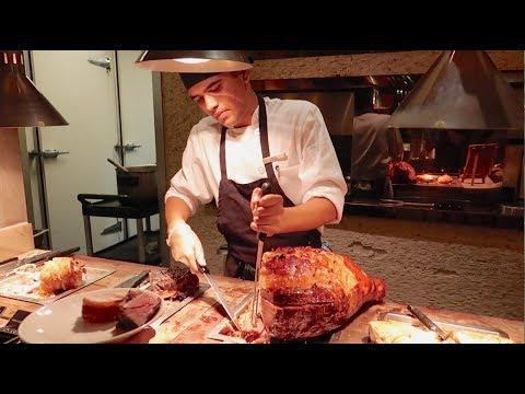 5 Star All you can Eat Buffet Marriott Hotel Singapore - Greg's Kitchen - UCGXHiIMcPZ9IQNwmJOv12dQ