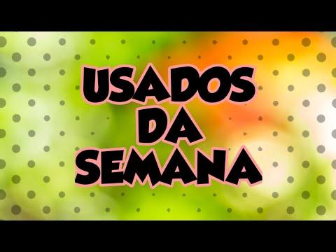 USADOS DA SEMANA PERFUMES E HIDRATANTES 💋