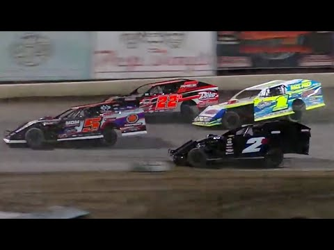 Modified Feature | California IMCA Speedweek at Bakersfield 4.30.2021 - dirt track racing video image