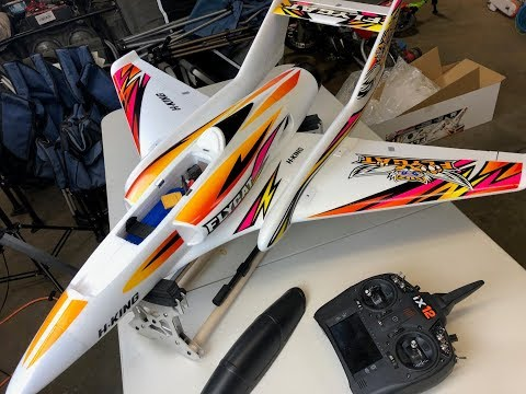 H-King Flycat UNBOXING AND BUILD Review 70mm EDF Jet by HobbyKing - UCLqx43LM26ksQ_THrEZ7AcQ