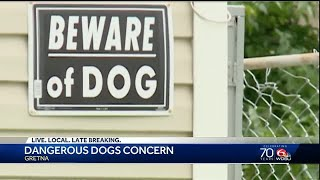 Gretna changes laws after two recent dog attacks