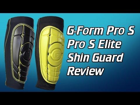 G-Form Pro-S & Pro-S Elite Shin Guard Review - UCUU3lMXc6iDrQw4eZen8COQ