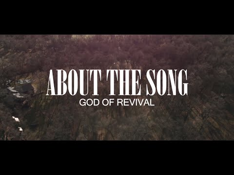 God of Revival (About the Song)