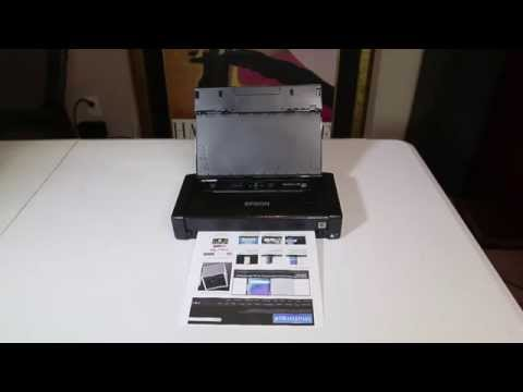 Epson WorkForce WF-100 Mobile Printer Unboxing Review @Epson @EpsonAmerica - UCHa4heUFyjbpQ12OmmQCC3w